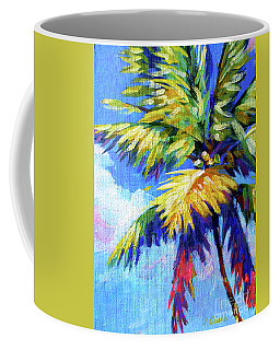 Bright Palm Coffee Mug