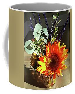 Bright Sunflower Autumn Gift Coffee Mug
