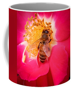 Brilliant Bee Coffee Mug