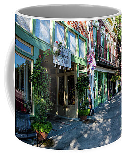Broad Street Downtown Augusta Ga Coffee Mug