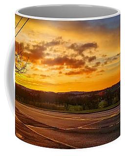 Broadway Sunrise Coffee Mug