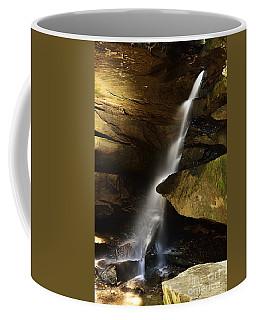 Broken Rock Falls Coffee Mug