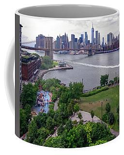 Brooklyn Bridge Park Coffee Mug