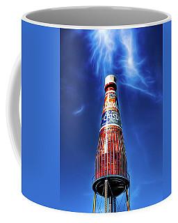 Brooks Catsup Bottle Water Tower Coffee Mug