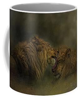 Brotherly Love Coffee Mug