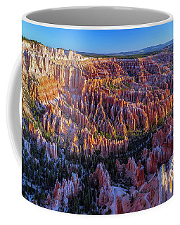 Bryce Canyon Np - Sunrise On Another World Coffee Mug
