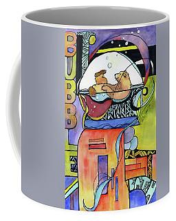 Bubble Bath Bear Coffee Mug