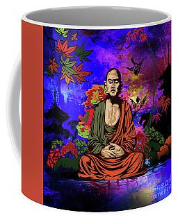 Buddhist Monk. Coffee Mug