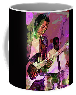 Buddy Guy 1965 Coffee Mug