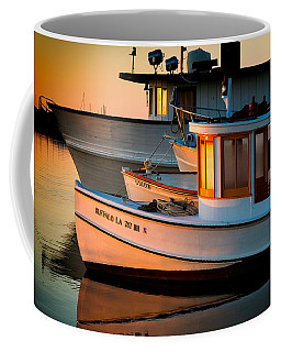 Buffalo Boat Coffee Mug