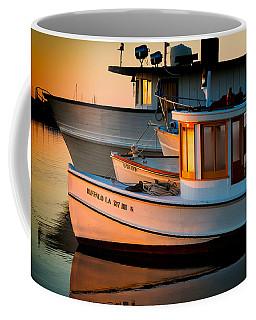 Buffalo Boat Coffee Mug