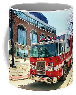 Buffalo Fire Dept Haz1mat Coffee Mug