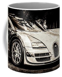 Bugatti Legend - Veyron Special Edition -0844scl2 Coffee Mug