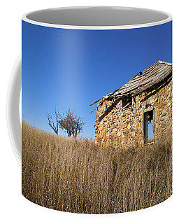 Coffee Mug featuring the photograph Built To Last by Carl Young