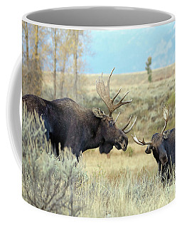 Bull Moose Challenge Coffee Mug