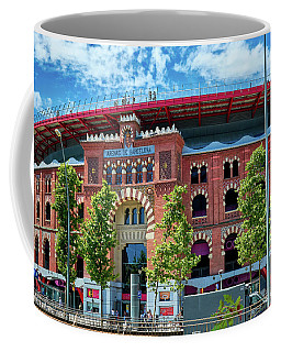 Bullring In Barcelona Coffee Mug