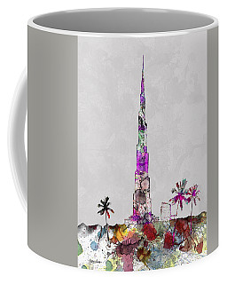 Land Mark Coffee Mugs