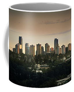Burnaby Dusk Coffee Mug