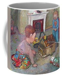 Burning Down The House Coffee Mug