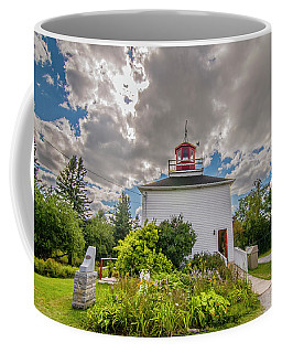 Burntcoast Head Lighthouse  Coffee Mug