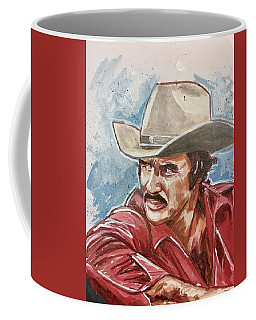 Burt Reynolds Coffee Mug
