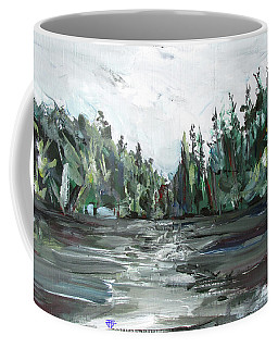 Burton Lake Coffee Mug