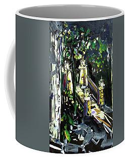 Burton Lanterns Coffee Mug