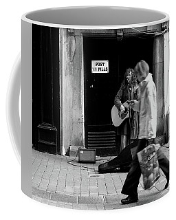 Busker Coffee Mug