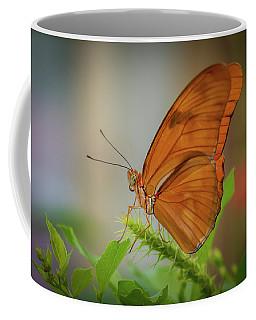 Butterfly, Delicate Wings... Coffee Mug