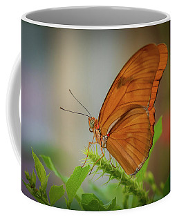 Butterfly, Delicate Wings... Coffee Mug