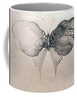 Butterfly For Jeffrey Coffee Mug