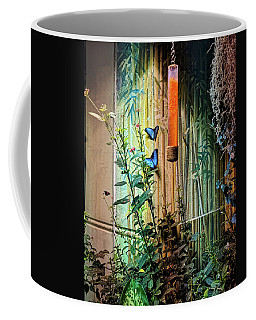 Butterfly Garden Coffee Mug