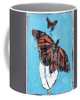 Butterfly Garden Summer 1 Coffee Mug