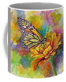 Butterfly Kiss Coffee Mug
