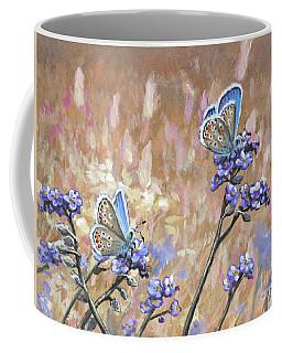 Butterfly Meadow - Part 3 Coffee Mug