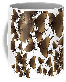 Butterfly Patterns 1 Coffee Mug