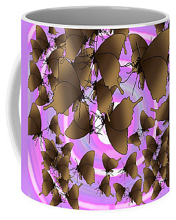 Butterfly Patterns 10 Coffee Mug