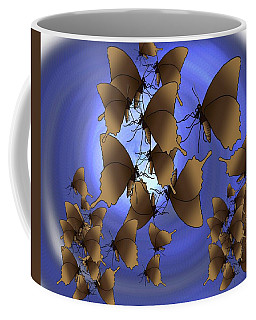 Butterfly Patterns 13 Coffee Mug