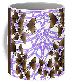 Butterfly Patterns 14 Coffee Mug