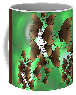 Butterfly Patterns 15 Coffee Mug