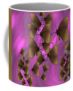 Butterfly Patterns 17 Coffee Mug