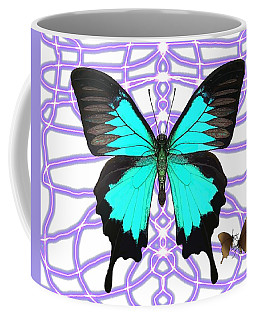 Butterfly Patterns 18 Coffee Mug