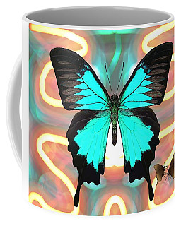 Butterfly Patterns 21 Coffee Mug