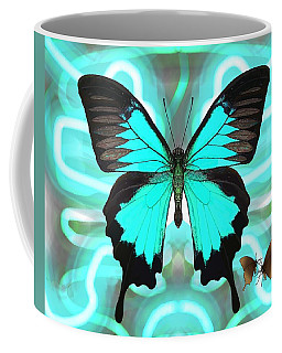 Butterfly Patterns 22 Coffee Mug