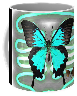 Butterfly Patterns 24 Coffee Mug