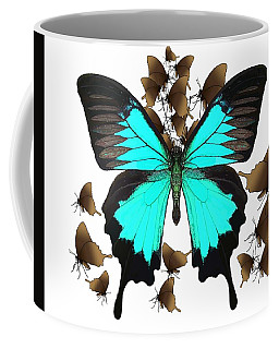 Butterfly Patterns 25 Coffee Mug