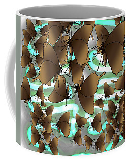 Butterfly Patterns 4 Coffee Mug