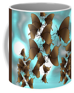 Butterfly Patterns 7 Coffee Mug