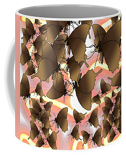 Butterfly Patterns 8 Coffee Mug