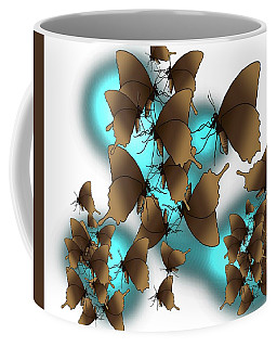 Butterfly Patterns 9 Coffee Mug